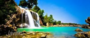 Madura waterfall
